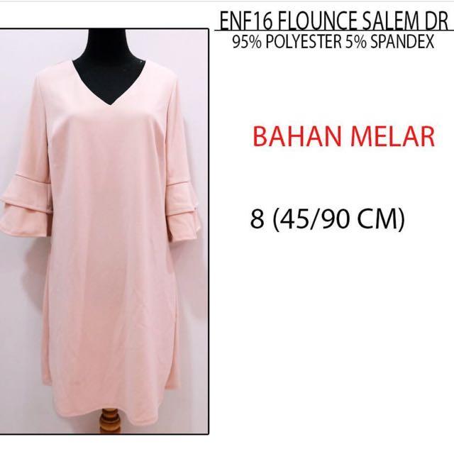 Enfocus Flounce Dress