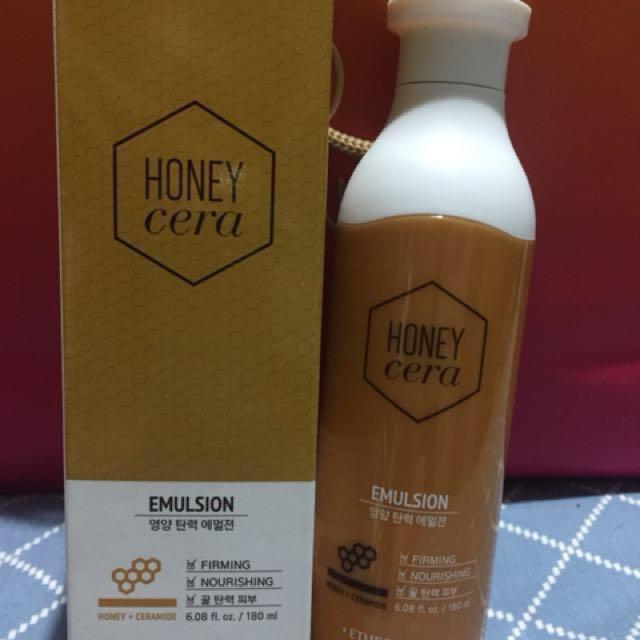 Etude Honey Cera Emulsion