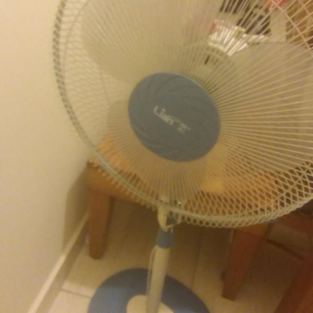 Faulty standing fan