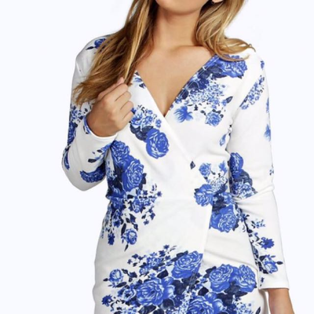 Floral dress (Brand new)
