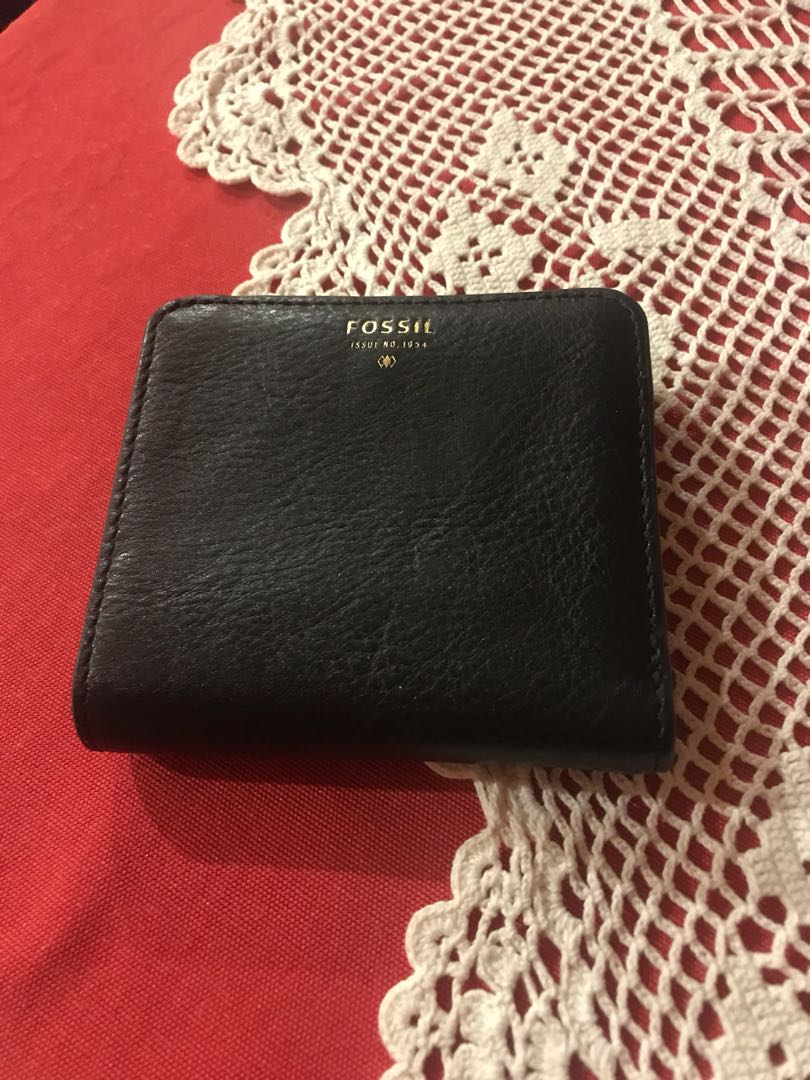 Fossil small wallet