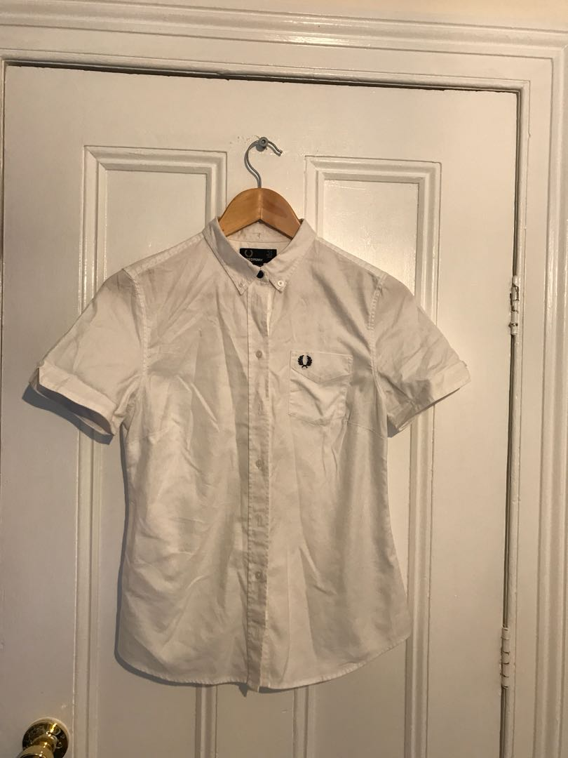 Fred perry ladies shirt