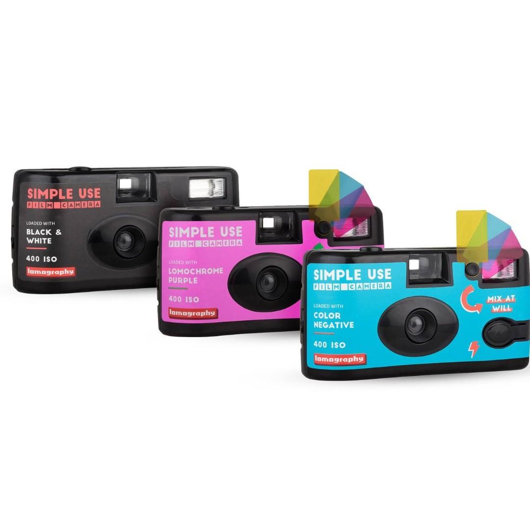 FREE Lomography Film Cameras Giveaway !