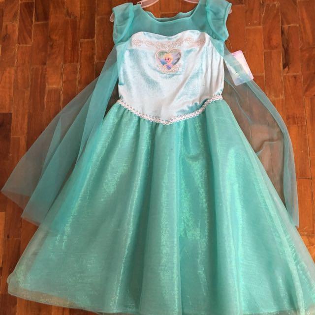 Frozen Costume Dress