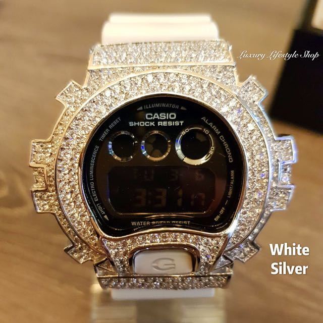 1e454f78eeb8b G Shock Swarovski Crystals, Men's Fashion, Watches on Carousell