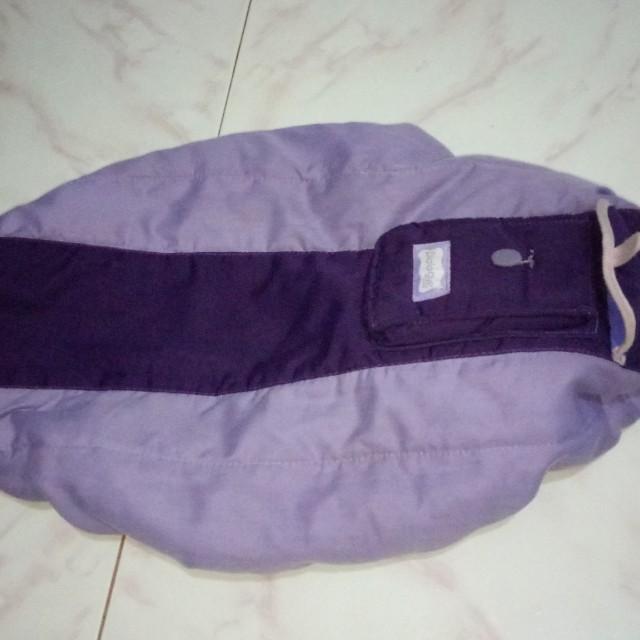 Gendongan bayi dialogue sling