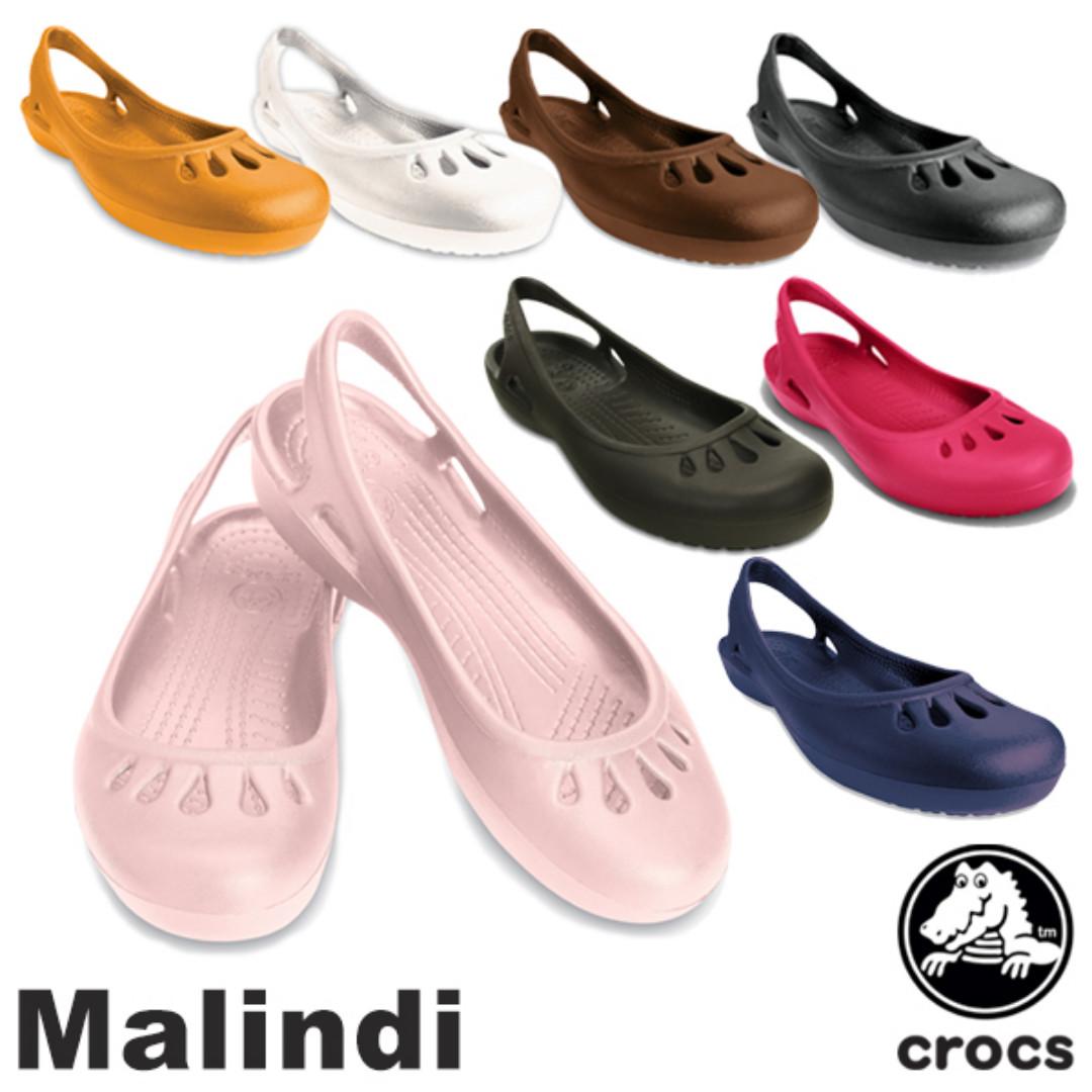 5def2c677 AUTHENTIC CROCS MALINDI