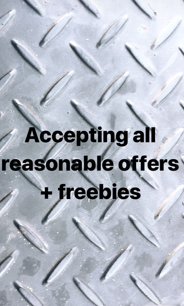 GIVE ME OFFERS