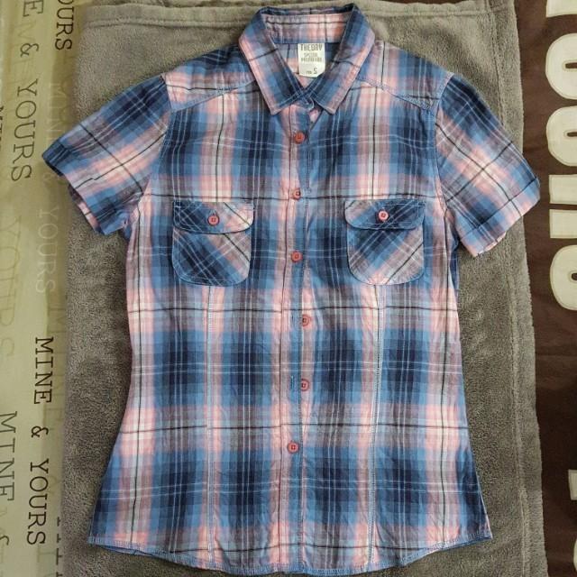 Grid Casual Wear