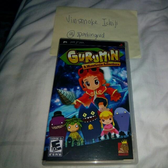 Gurumin : A Monstrous Adventure PSP