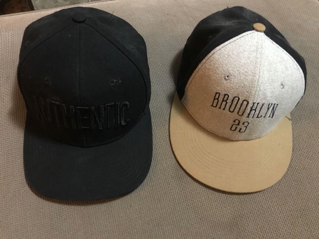 Hats - Vans & Cotton On