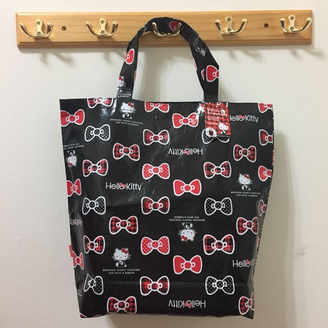 Hello Kitty 手提袋/環保袋