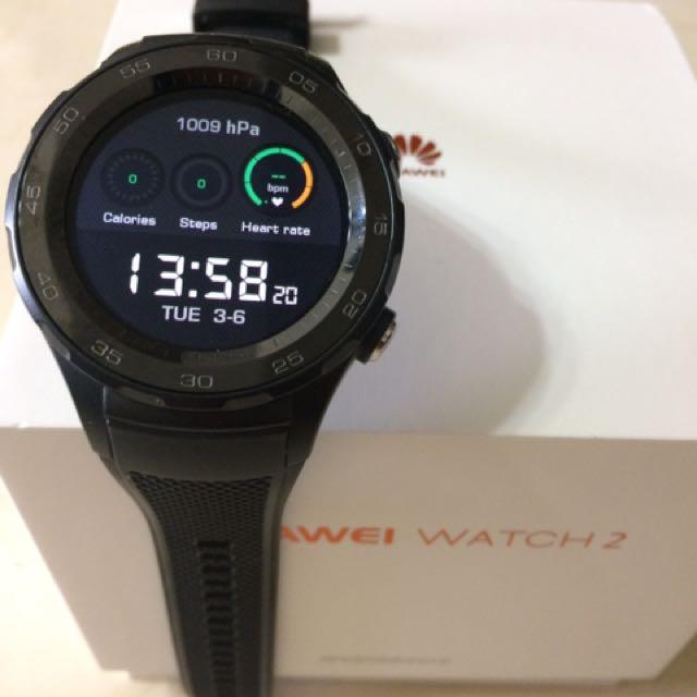 HUAWEI WATCH2  4G版