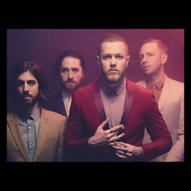 Imagine Dragons @ The Budweiser Stage June 4th