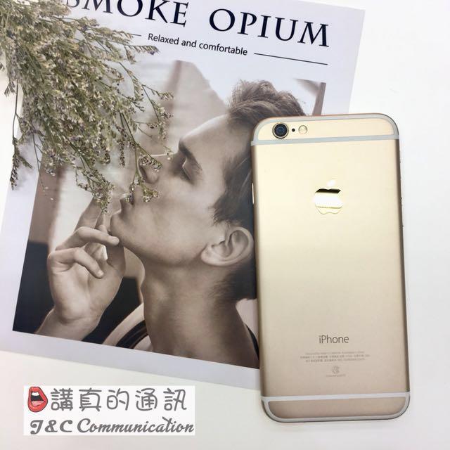 iPhone6 64G金❤️