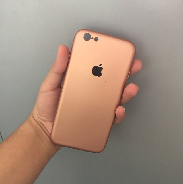 Iphone 6 Rose Gold Case