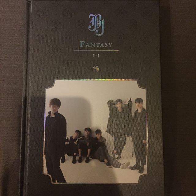 JBJ Fantasy Album
