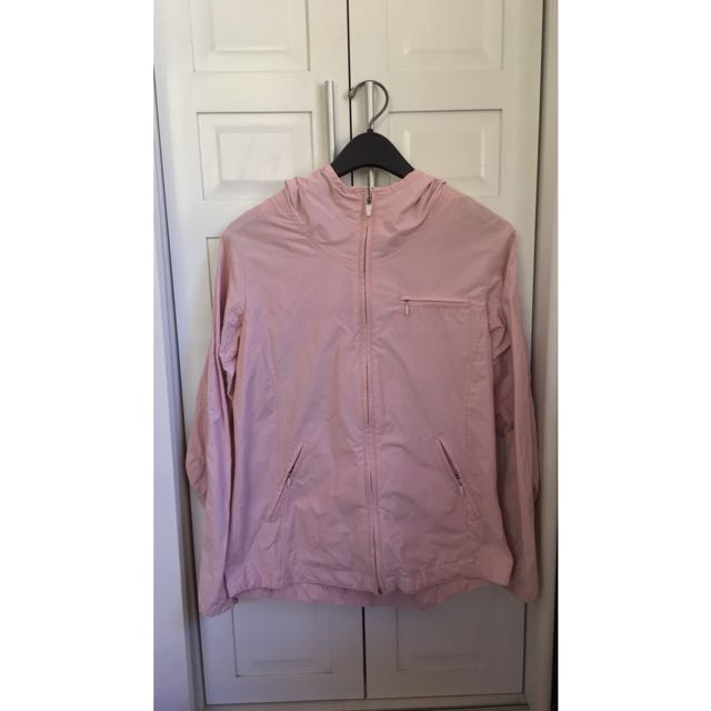 Jockey Pink Windbreaker