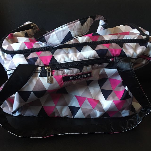 Ju-Ju-Be Starlet Diaper Bag (Pinky Swear)