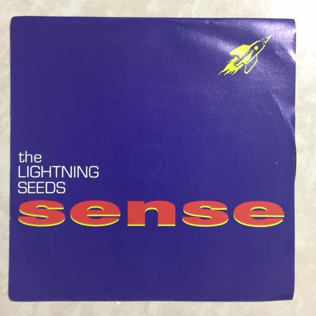 lightning seeds sense vinyl