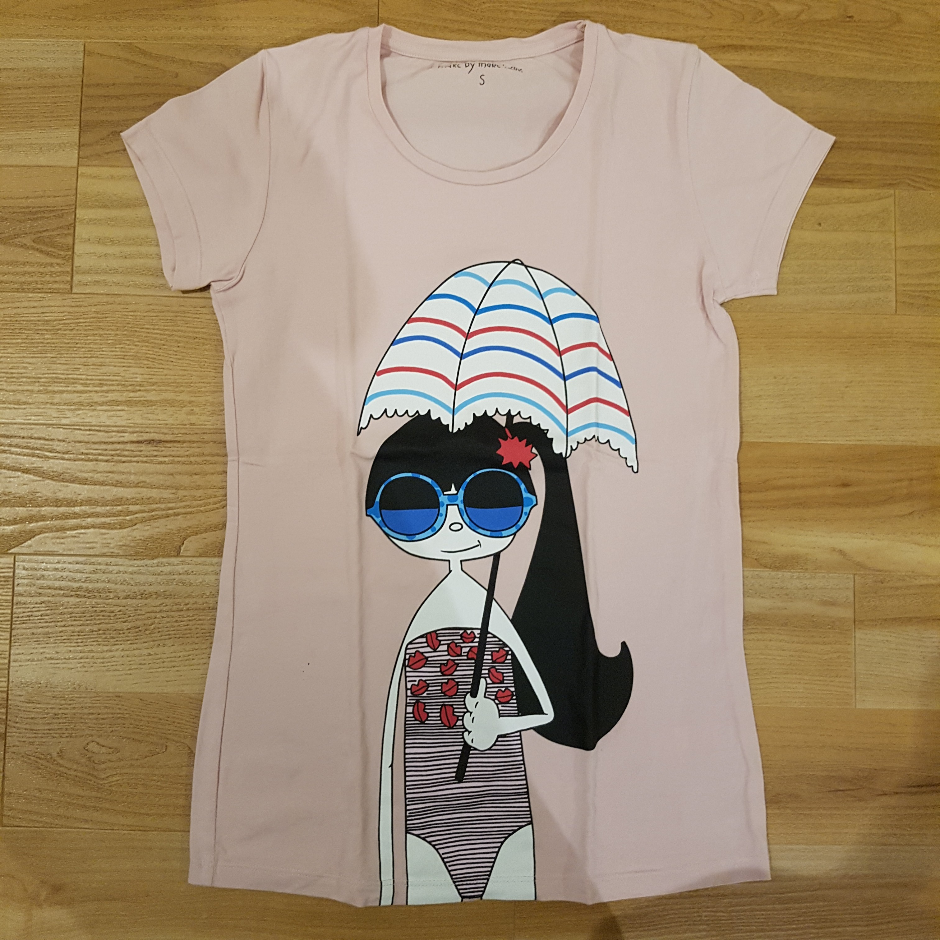 Marc Jacobs inspired Tshirt