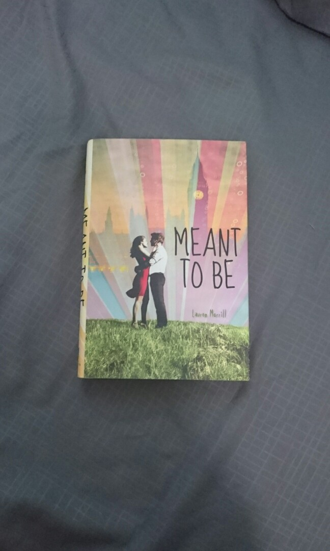 Meant to be : Book