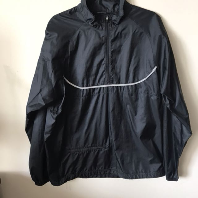 Men's Nike windbreaker: size L