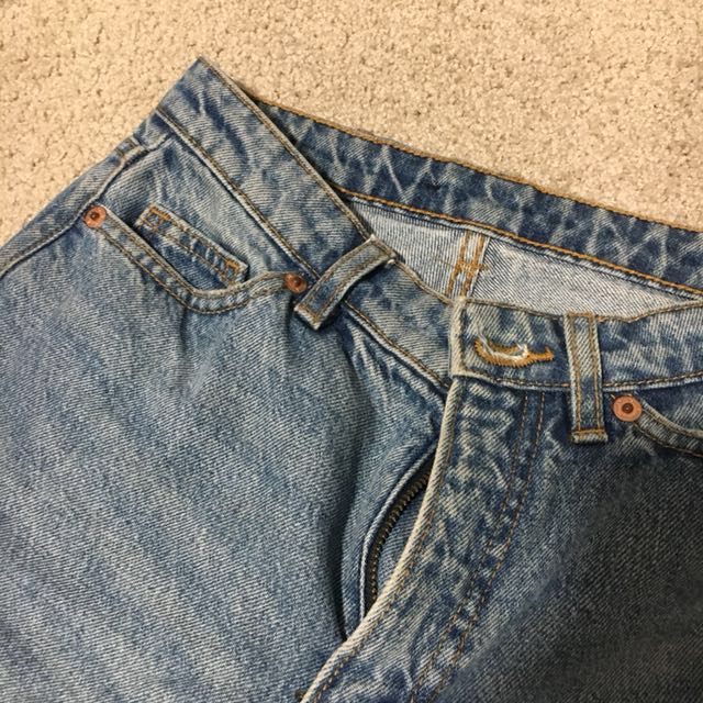 MONKI boyfriend denim jeans