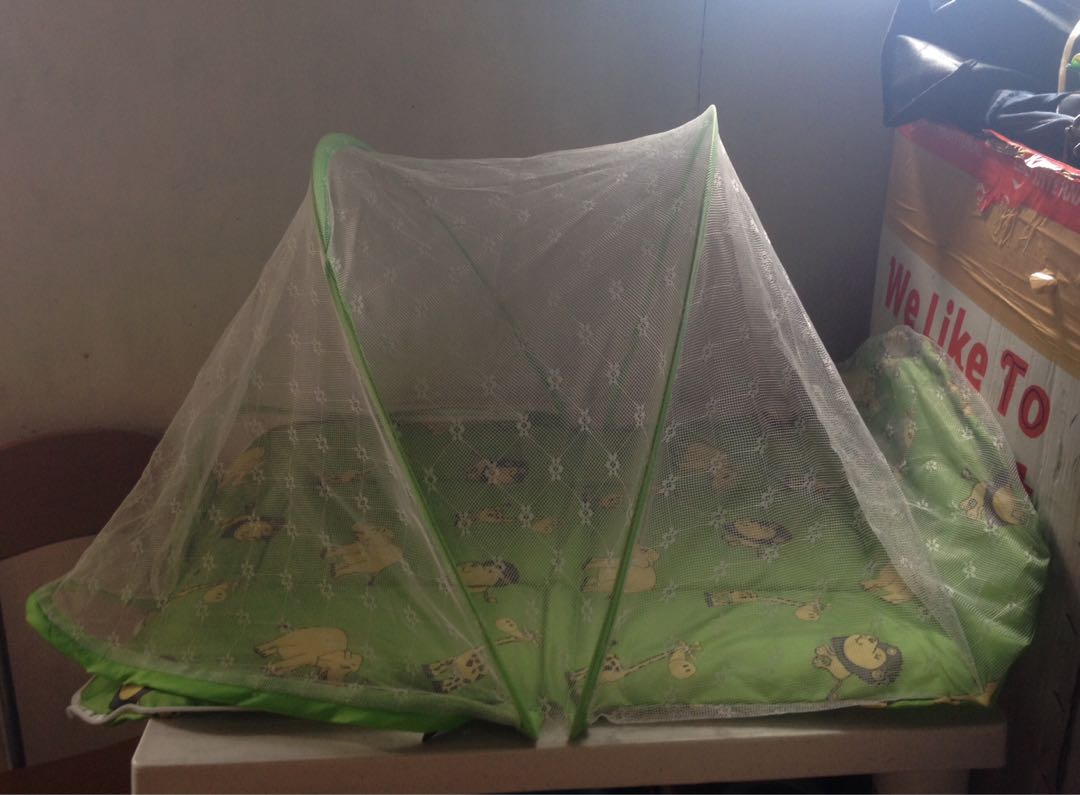 Mosquito Net with bed foam
