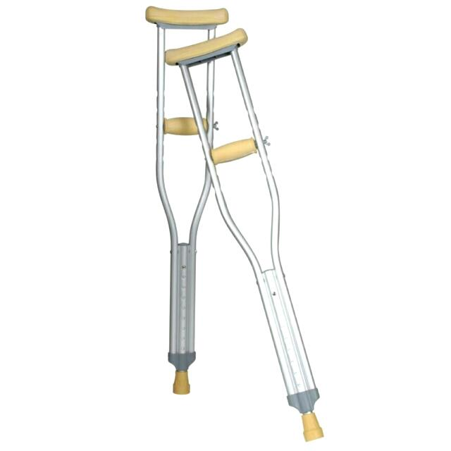 Never Used Pair of Adult Crutches