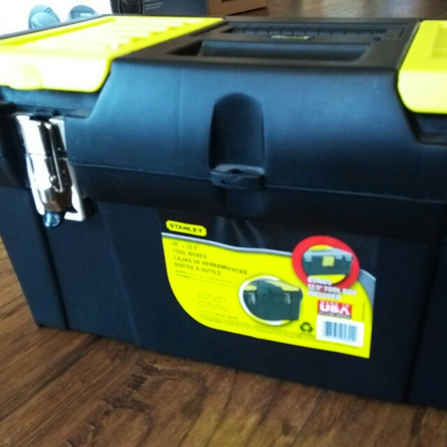 NEW - Stanley Toolbox