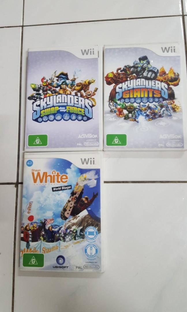 Nintendo Wii Ori Games