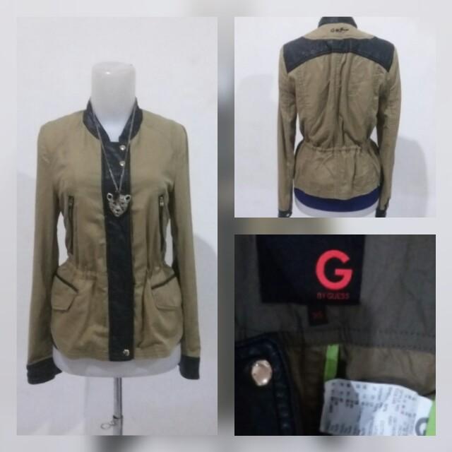 Original G by Guess parka jacket
