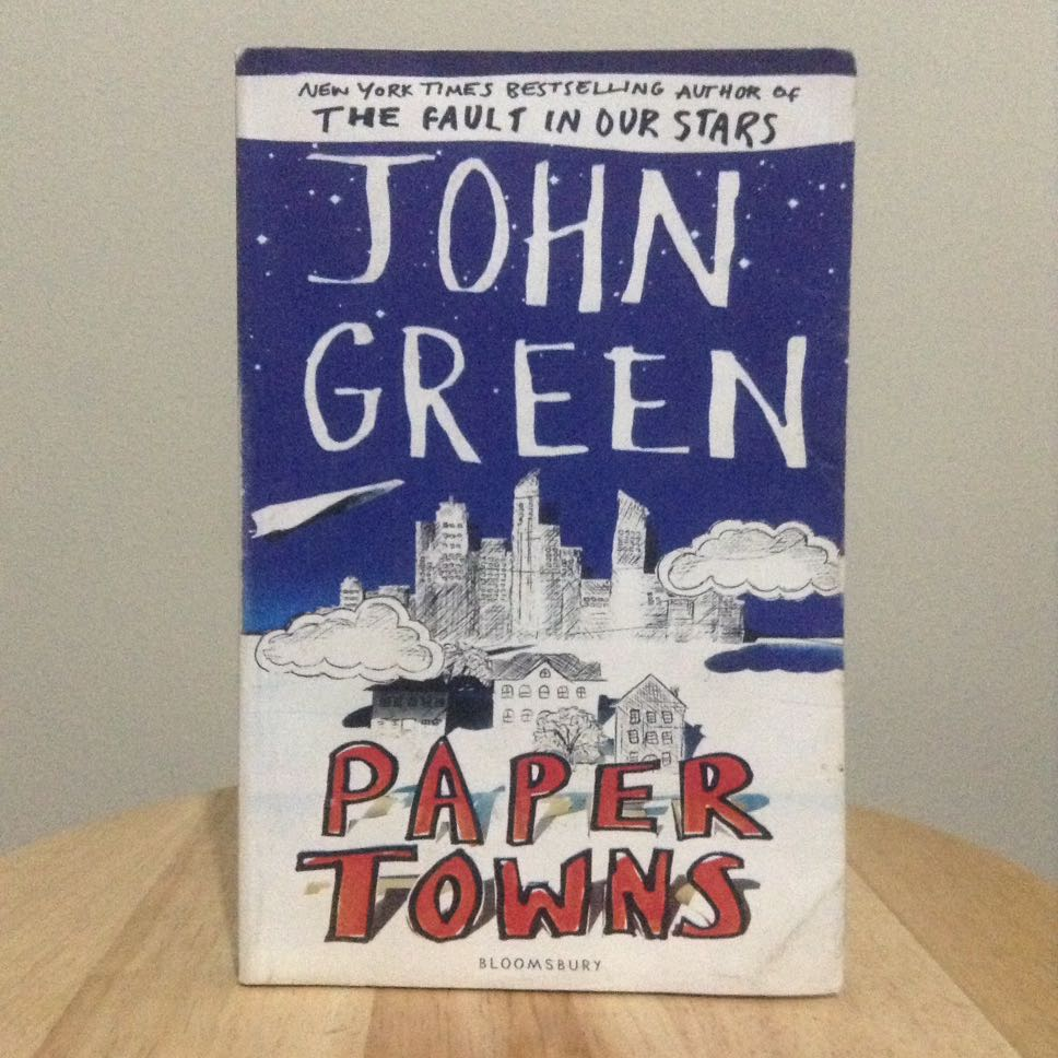 Paper Towns by John Green (TP)