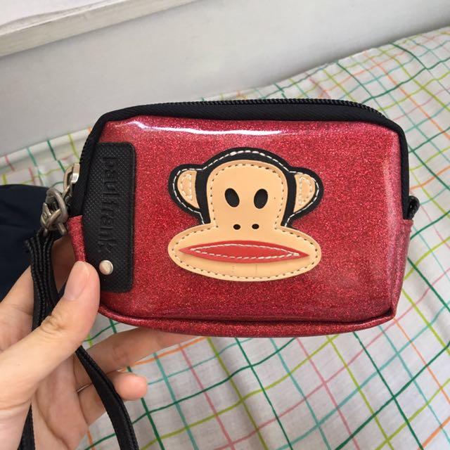 出清❤️Paul  frank大嘴猴手提包