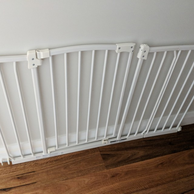 Perma Safety Gate (extra wide) with 30cm Extension