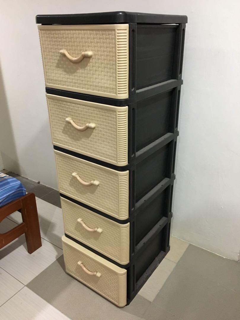 Plastic Drawer Storage Cabinet Home, Plastic Drawer Cabinet Tesco