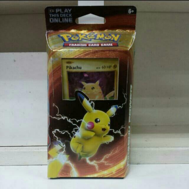 Pokemon Evolutions Pikachu Theme Deck