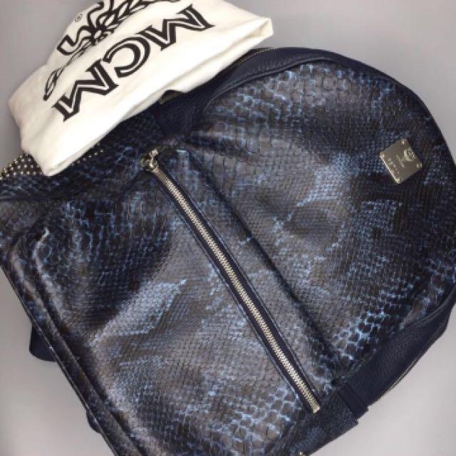 Preloved MCM Backpack
