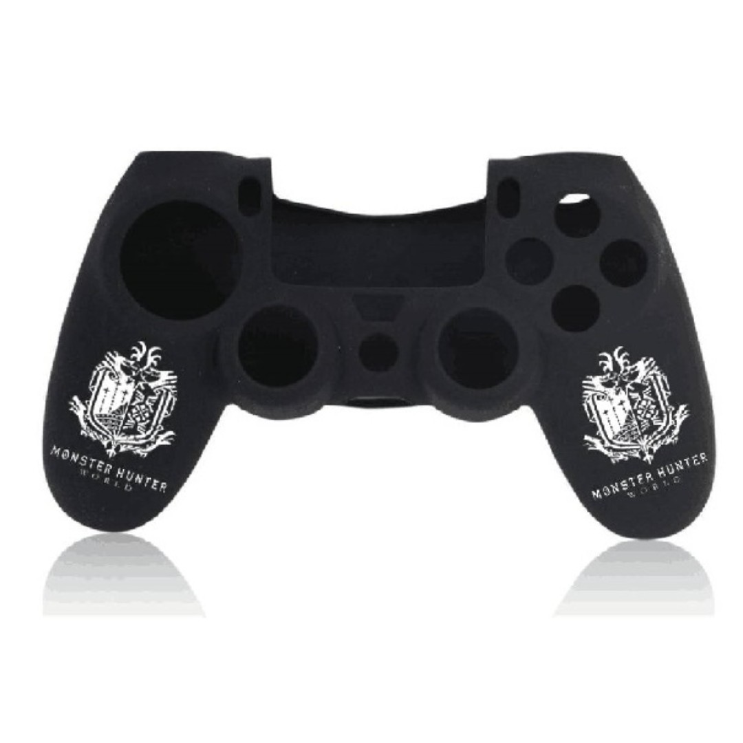 PS4 MONSTER HUNTER WORLD CONTROLER SILICON