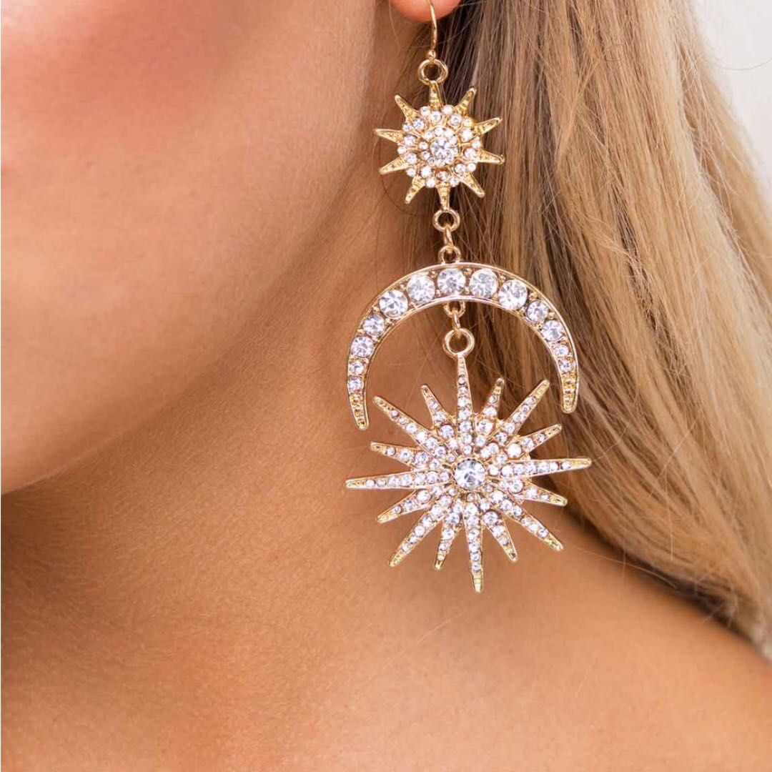 Quintessence Earrings - Princess Polly