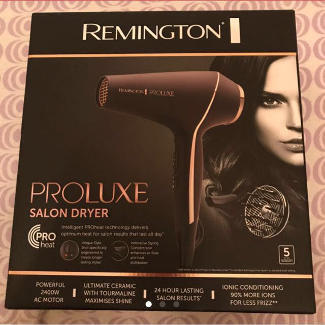 Remington Proluxe Hair Dryer