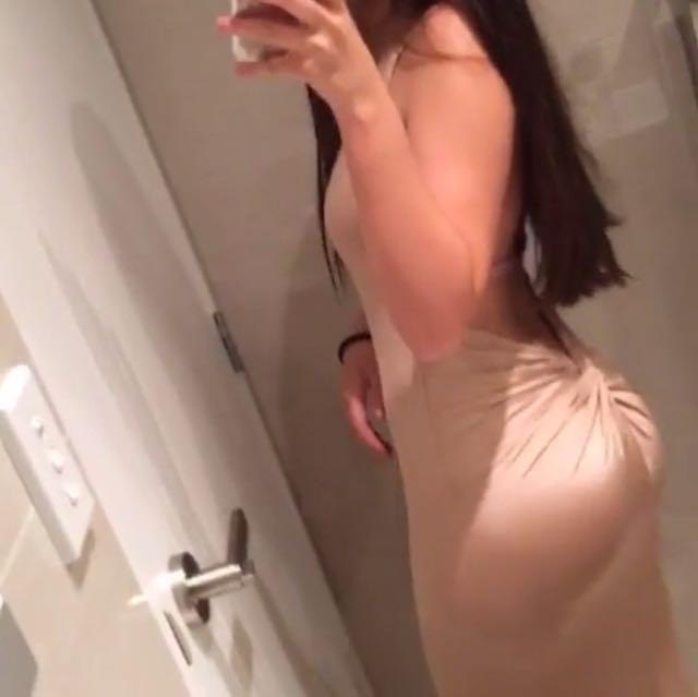 selling nude ball dress