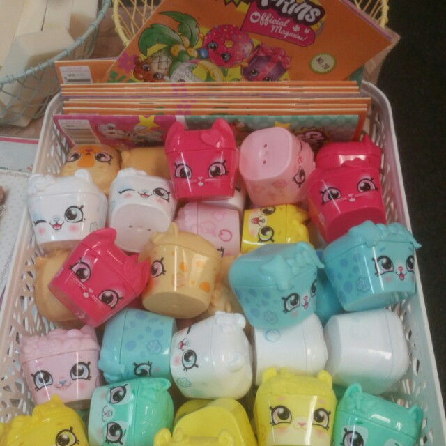 Shopkins season 9 pet pods