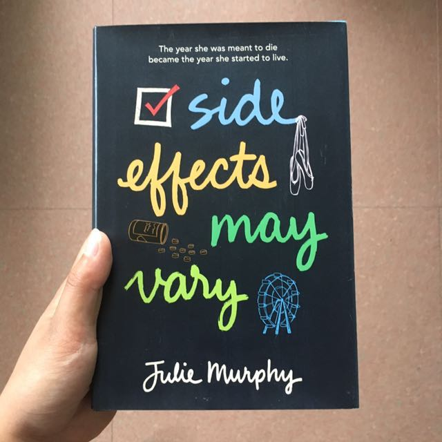 Side Effects May Vary (Hardcover)