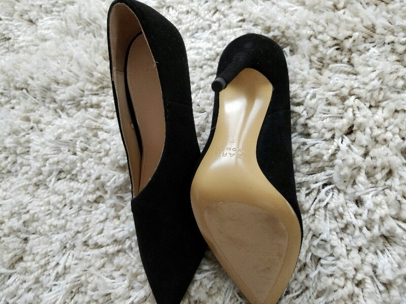 Size 5.5 F21, Zara and kate spade