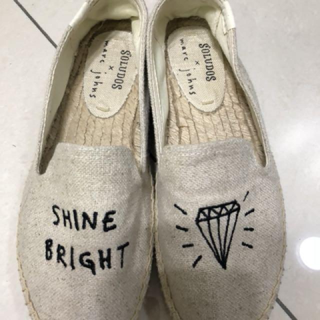 Soludos 歐美鉛筆鞋