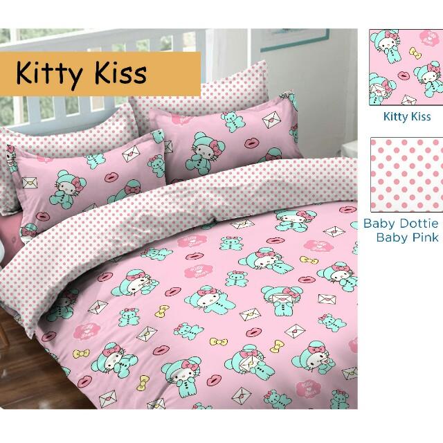 Spre/Sprei set Hello Kitty