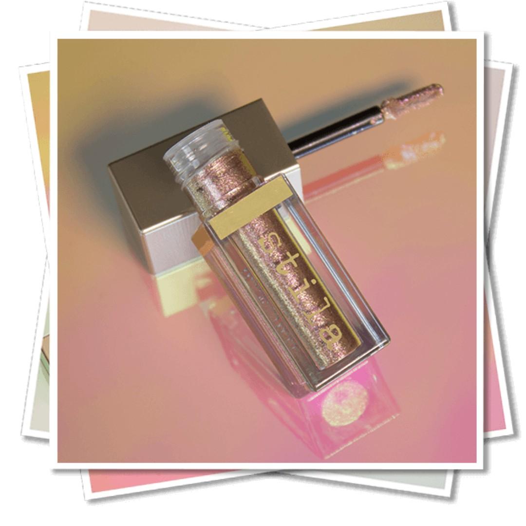 STILA Glitter & Glow Liquid Eyeshadow <WANDERLUST>