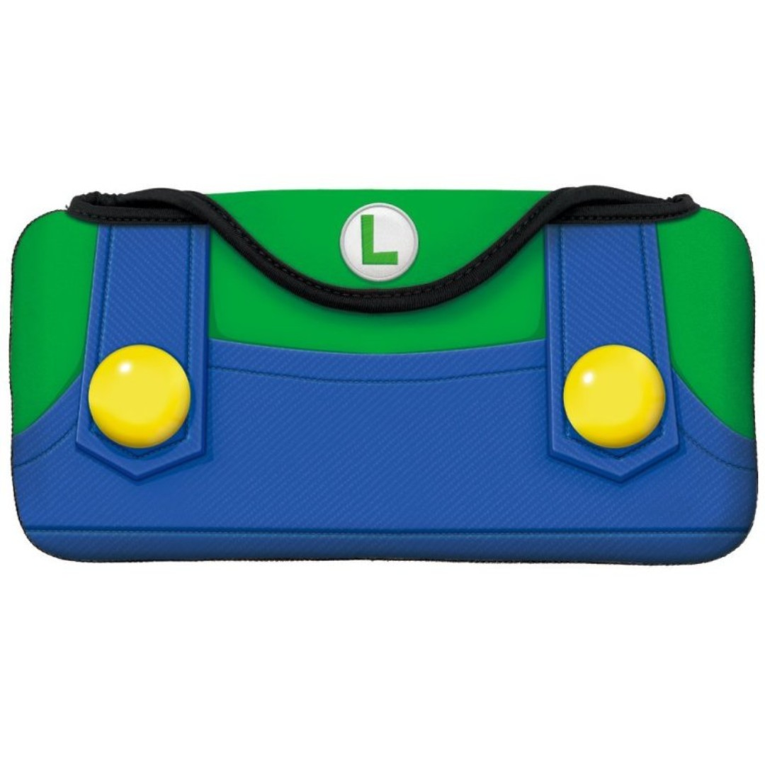 SWITCH QUICK POUCH COLLECTION LUIGI - TYPE B